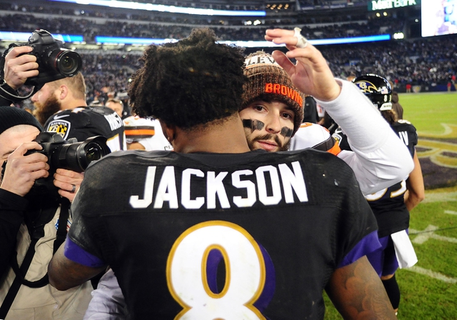 Cleveland Browns at Baltimore Ravens - 9/29/19 NFL Pick, Odds, and Prediction