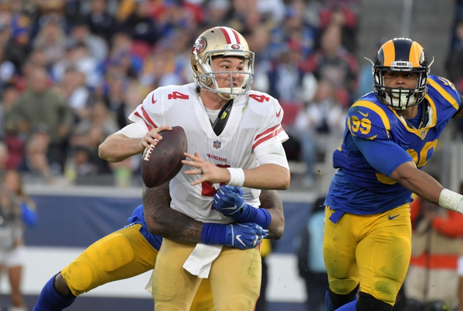 Los Angeles Rams vs. San Francisco 49ers - 10/13/19 NFL Pick, Odds, and Prediction