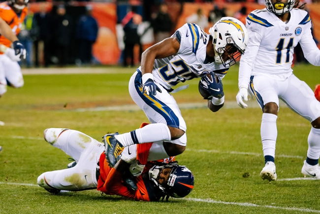 Denver Broncos at Los Angeles Chargers - 10/6/19 NFL Pick, Odds, and Prediction