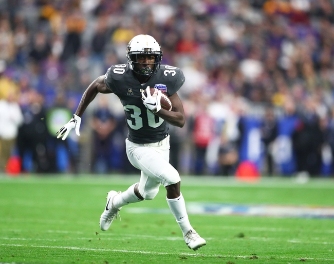 UCF vs. Florida A&M - 8/29/19 College Football Pick, Odds, and Prediction