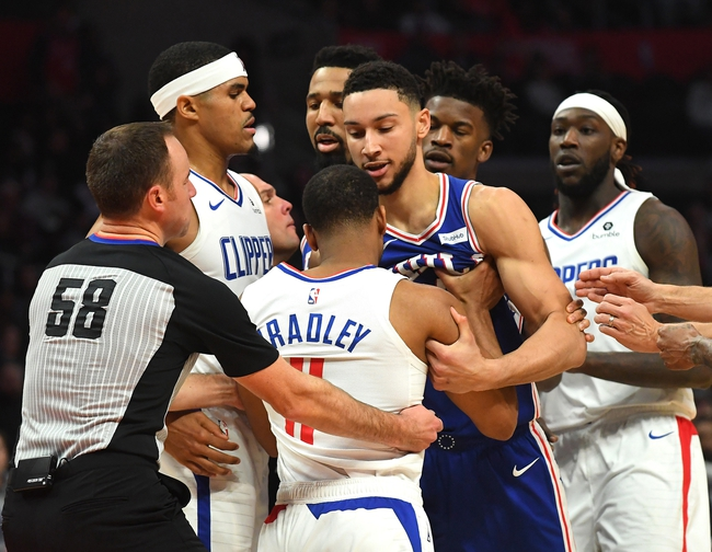 Philadelphia 76ers vs. Los Angeles Clippers - 2/11/20 NBA Pick, Odds, and Prediction