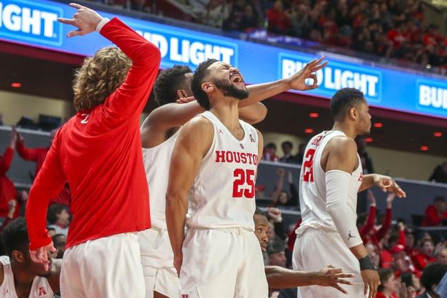 Houston vs. Tulsa - 2/19/20 College Basketball Pick, Odds, and Prediction