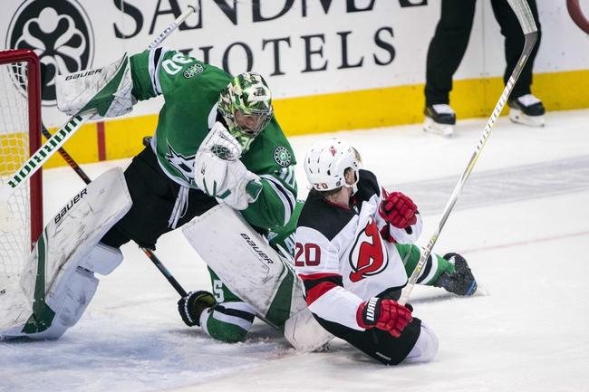 Dallas Stars vs. New Jersey Devils - 12/10/19 NHL Pick, Odds, and Prediction