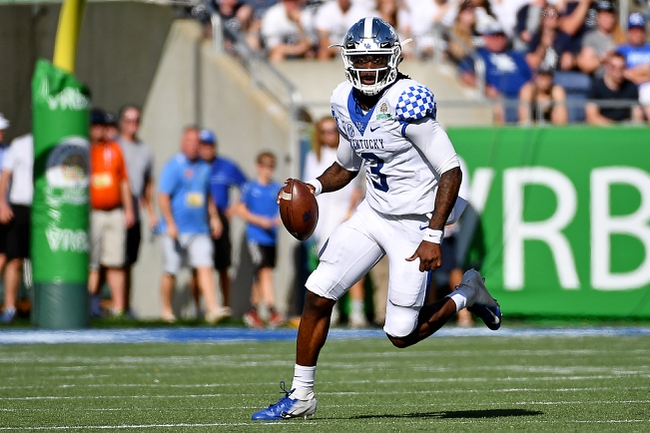 Kentucky vs. Toledo - 8/31/19 College Football Pick, Odds, and Prediction