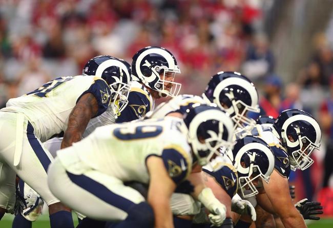 Arizona Cardinals vs. Los Angeles Rams - 12/1/19 NFL Pick, Odds, and Prediction
