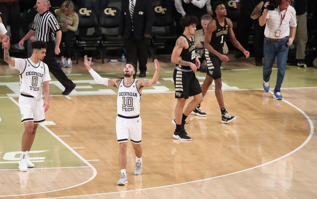 Wake Forest vs. Georgia Tech - 2/19/20 College Basketball Pick, Odds, and Prediction