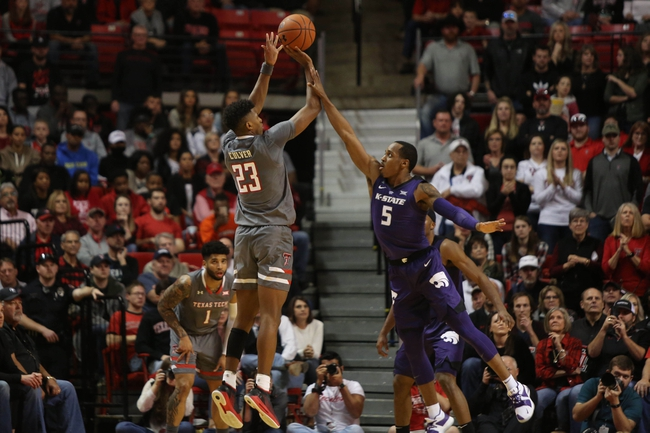 Kansas State Wildcats vs. Texas Tech Red Raiders - 1/14/20 College Basketball Pick, Odds & Prediction