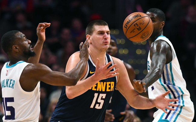 Denver Nuggets vs. Charlotte Hornets - 1/15/20 NBA Pick, Odds, and Prediction