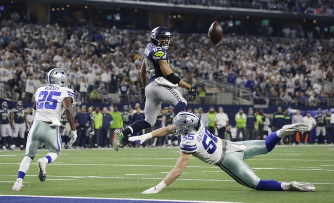 Free Picks: Seattle Seahawks vs. Dallas Cowboys NFL Picks, Odds, Predictions 9/27/20