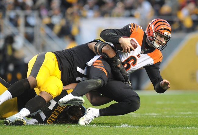 Cincinnati Bengals at Pittsburgh Steelers - 9/30/19 NFL Pick, Odds, and Prediction