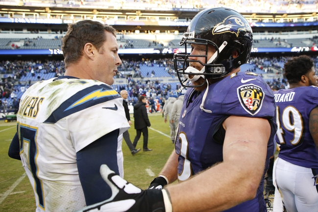Baltimore Ravens vs. Los Angeles Chargers - 5/16/20 Madden20 NFL Sim Pick, Odds, and Prediction