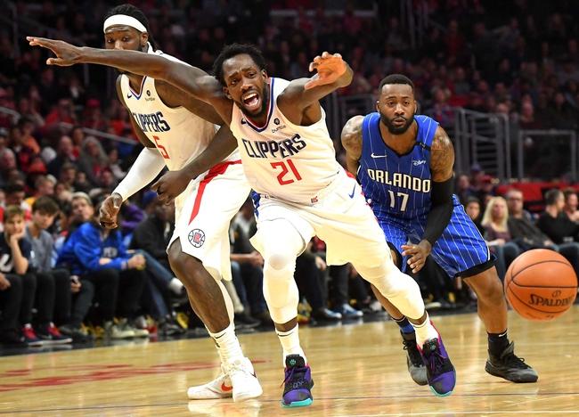 Los Angeles Clippers vs. Orlando Magic - 1/16/20 NBA Pick, Odds, and Prediction