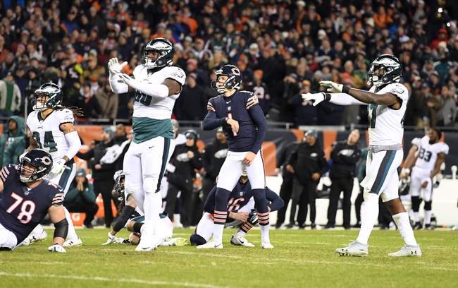 Philadelphia Eagles vs. Chicago Bears - 11/3/19 NFL Pick, Odds, and Prediction