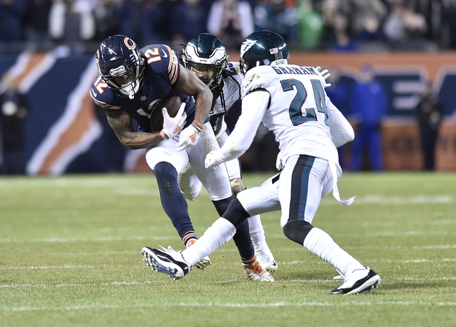 Chicago Bears at Philadelphia Eagles - 11/3/19 NFL Pick, Odds, and Prediction