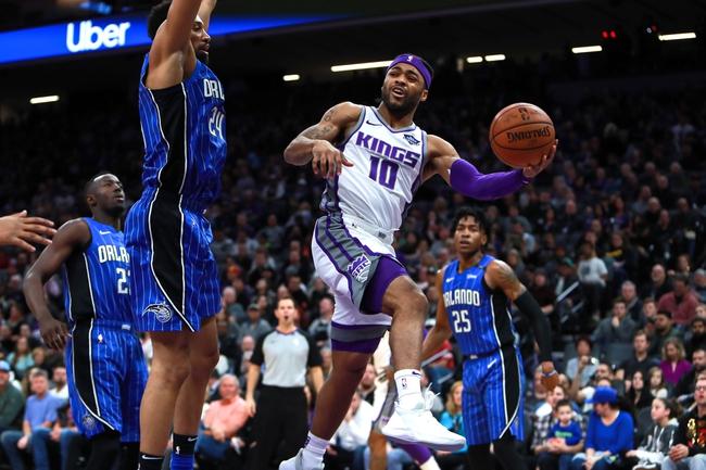 Sacramento Kings vs. Orlando Magic - 1/13/20 NBA Pick, Odds & Prediction