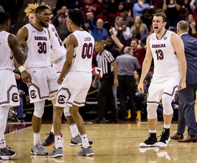 Mississippi State vs. South Carolina - 2/19/20 College Basketball Pick, Odds, and Prediction
