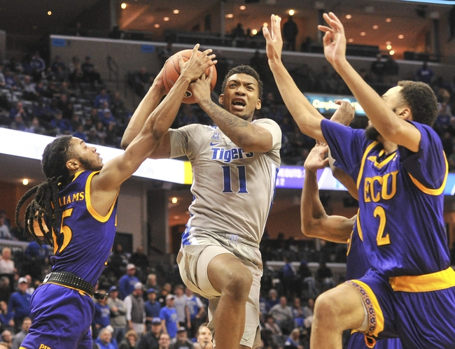 Memphis vs. East Carolina - 2/19/20 College Basketball Pick, Odds & Prediction