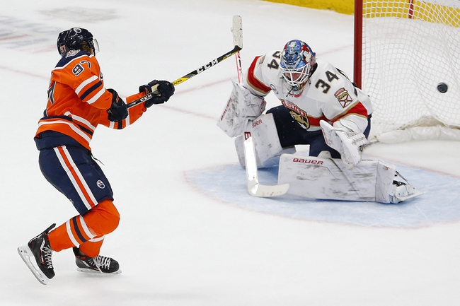 Edmonton Oilers vs. Florida Panthers - 10/27/19 NHL Pick, Odds, and Prediction