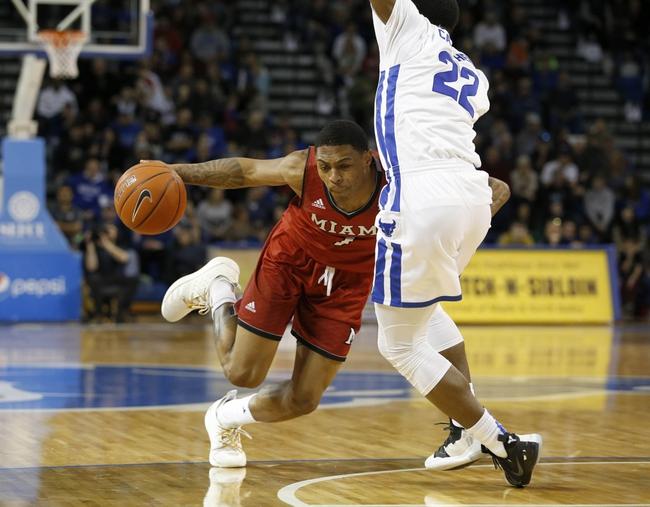 Northern Illinois vs. Miami-Ohio - 3/12/20 College Basketball Pick, Odds, and Prediction