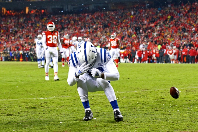 Indianapolis Colts at Kansas City Chiefs - 10/6/19 NFL Pick, Odds, and Prediction