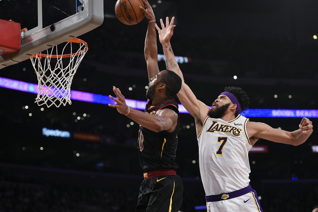 Los Angeles Lakers vs. Cleveland Cavaliers - 1/13/20 NBA Pick, Odds, and Prediction