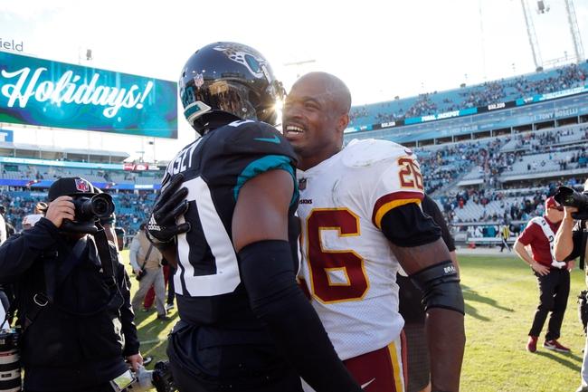 Washington Redskins vs. Jacksonville Jaguars - 5/19/20 Madden20 NFL Sim Pick, Odds, and Prediction