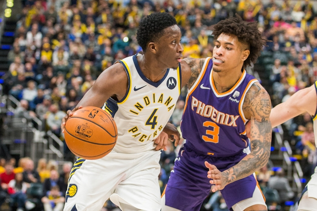 Phoenix Suns vs. Indiana Pacers - 1/22/20 NBA Pick, Odds & Prediction