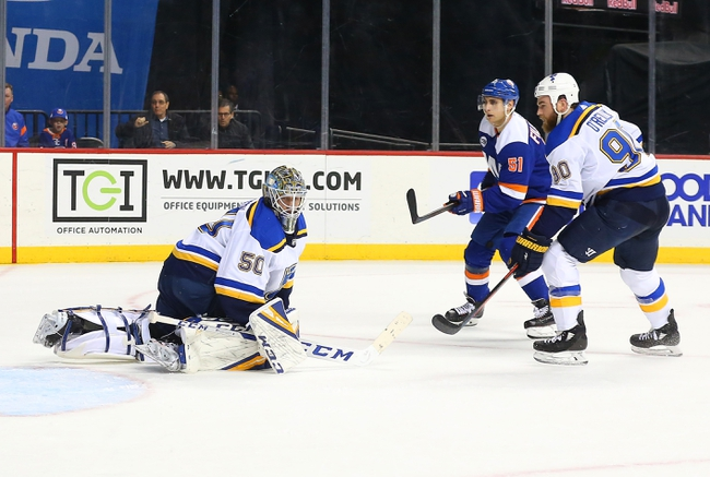 New York Islanders vs. St. Louis Blues - 10/14/19 NHL Pick, Odds, and Prediction