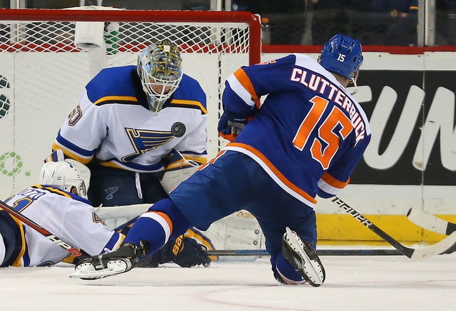 St. Louis Blues vs. New York Islanders - 2/27/20 NHL Pick, Odds, and Prediction