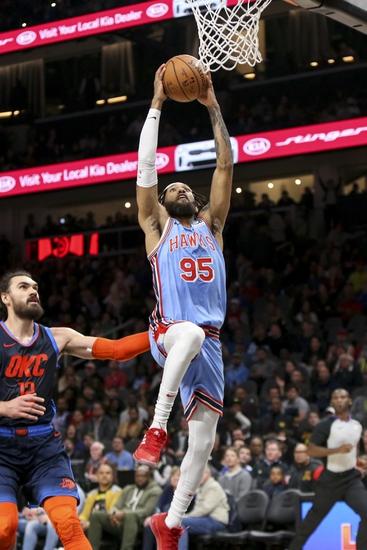 Oklahoma City Thunder vs. Atlanta Hawks - 1/24/20 NBA Pick, Odds & Prediction