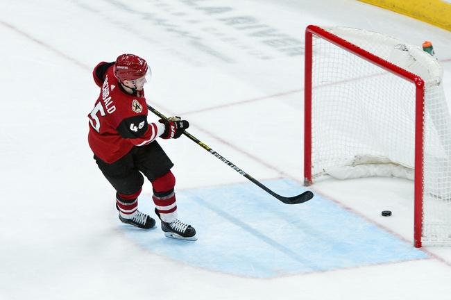 Arizona Coyotes vs. San Jose Sharks - 11/30/19 NHL Pick, Odds, and Prediction