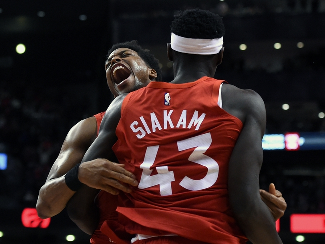 Toronto Raptors vs. Phoenix Suns - 2/21/20 Nba Pick, Odds & Prediction