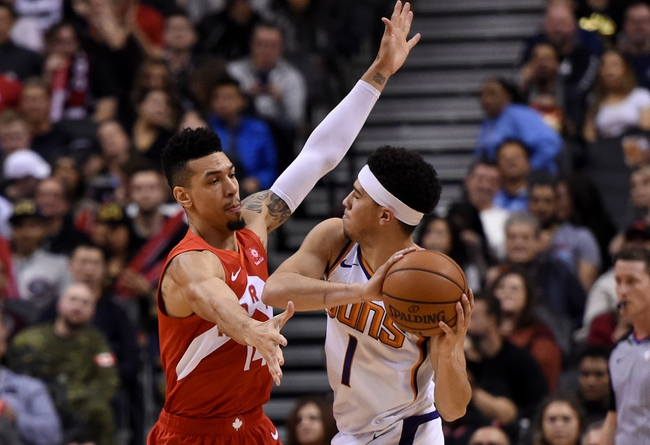 Toronto Raptors vs. Phoenix Suns - 2/21/20 NBA Pick, Odds, and Prediction
