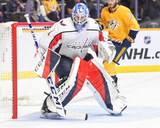 Nashville Predators vs. Washington Capitals - 10/10/19 NHL Pick, Odds, and Prediction