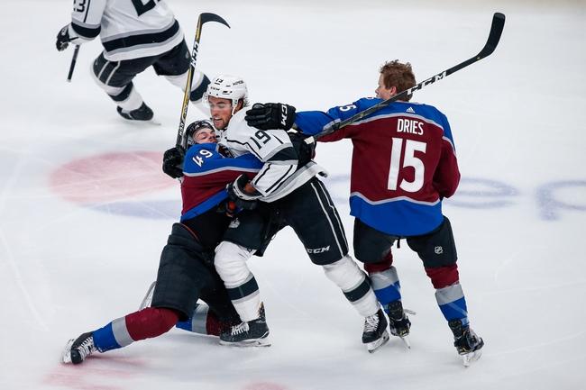 Colorado Avalanche vs. Los Angeles Kings - 2/15/20 NHL Pick, Odds & Prediction