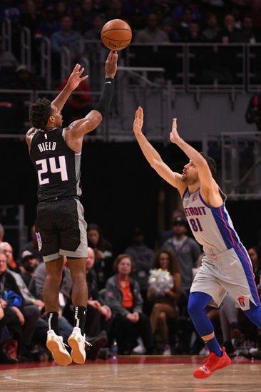 Detroit Pistons vs. Sacramento Kings - 1/22/20 NBA Pick, Odds & Prediction