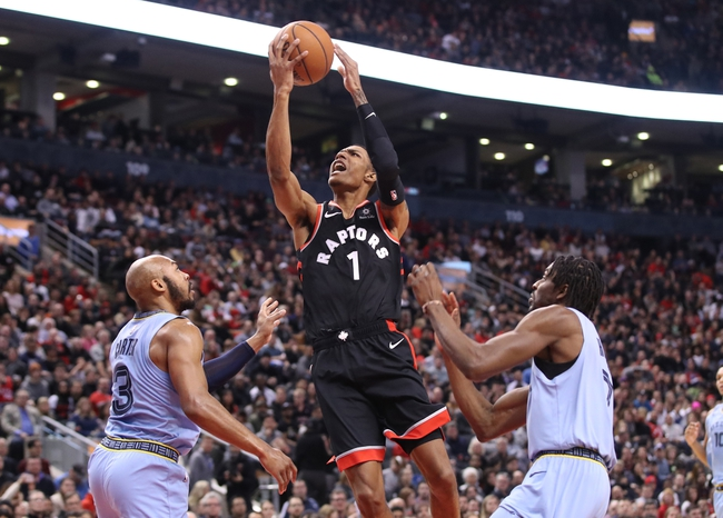 Toronto Raptors vs. Memphis Grizzlies - 8/9/20 NBA Pick, Odds, and Prediction
