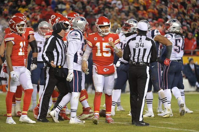 New England Patriots vs. Kansas City Chiefs - 12/8/19 NFL Pick, Odds, and Prediction