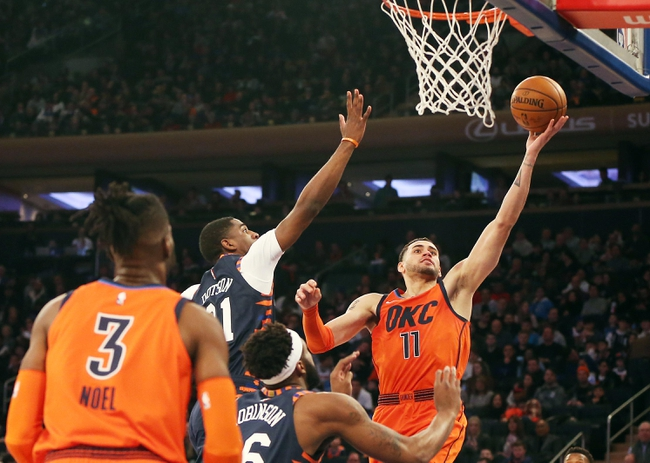 New York Knicks vs. Oklahoma City Thunder - 3/6/20 NBA Pick, Odds, and Prediction