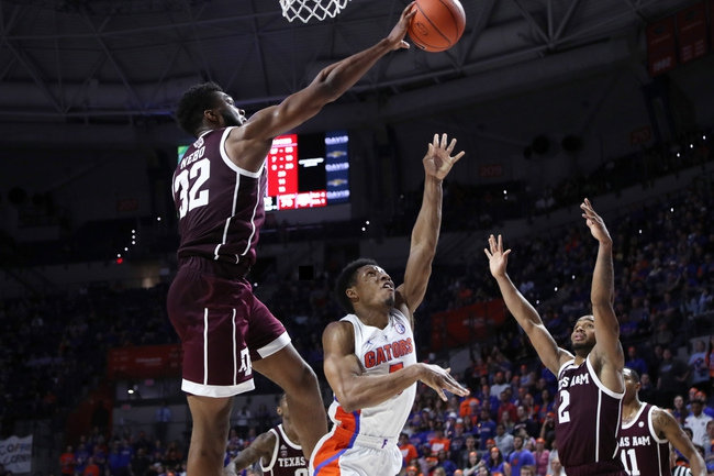 Texas A&M vs. Florida - 2/12/20 College Basketball Pick, Odds, and Prediction
