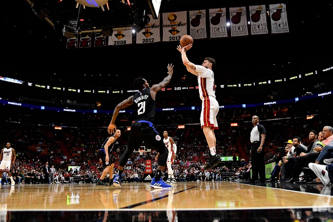 Miami Heat vs. Los Angeles Clippers - 1/24/20 NBA Pick, Odds, and Prediction