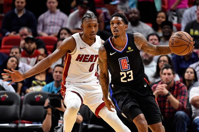 Miami Heat vs. Los Angeles Clippers - 1/24/20 NBA Pick, Odds & Prediction