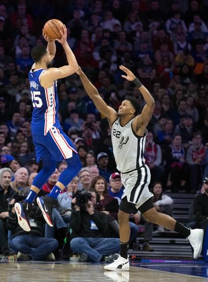 Philadelphia 76ers vs. San Antonio Spurs - 11/22/19 NBA Pick, Odds, and Prediction