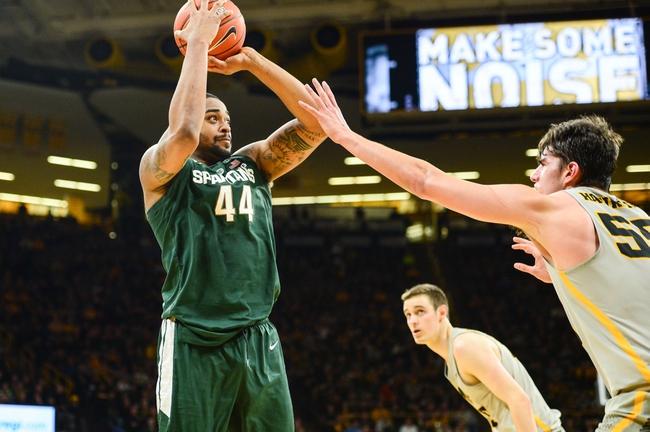 Michigan State vs. Iowa - 2/25/20 College Basketball Pick, Odds, and Prediction