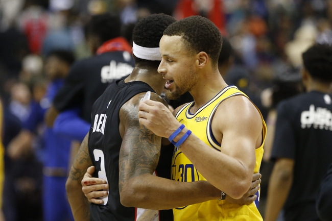 Washington Wizards vs. Golden State Warriors - 2/3/20 NBA Pick, Odds, and Prediction