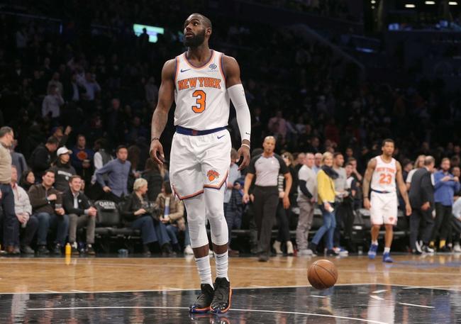 Brooklyn Nets vs. New York Knicks - 10/25/19 NBA Pick, Odds, and Prediction