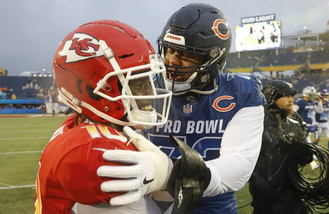 Chicago Bears vs. Kansas City Chiefs-12/22/19, NFL, Odds, Pick, & Prediction