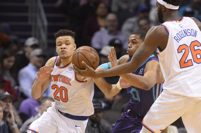 New York Knicks vs. Charlotte Hornets - 11/16/19 NBA Pick, Odds, and Prediction