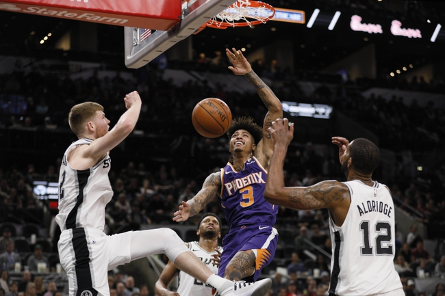 Phoenix Suns vs. San Antonio Spurs - 12/14/19 NBA Pick, Odds, and Prediction