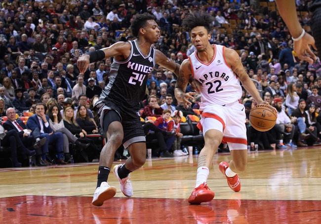 Toronto Raptors vs. Sacramento Kings - 11/6/19 NBA Pick, Odds, and Prediction